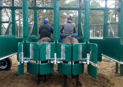 Patented Starting Gate