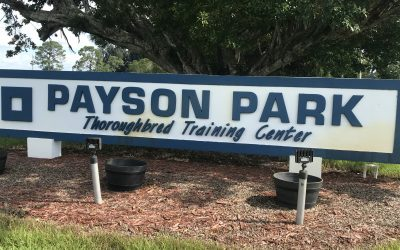 Payson Park placed confidence in Equinox Racing